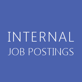 Internal Job Postings